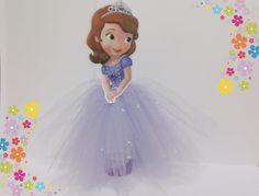 Lindos tubetes com a princesinha Sofia.  Sua festa vai ficar um encanto!!!