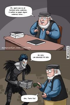 death note :: greatest anime pictures and arts / funny pictures & best jokes: comics, images, video, humor, gif animation - i lol'd Ned Stark, Cosplay Death Note, Death Note Anime, Death Note Fanart, Got Memes, Funny Memes, Videos Funny, Hilarious, Funny Gags