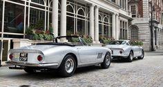 Ferrari 275 GTB NART Spyder and berlinetta