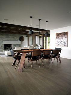 Nice Custom Made Oak Dining Furniture Sets