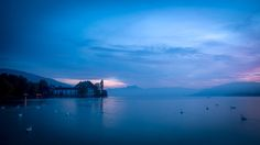 Blue Hour at the Lake - Follow my photographic journey on my blog: http://www.tommayphotography.com/