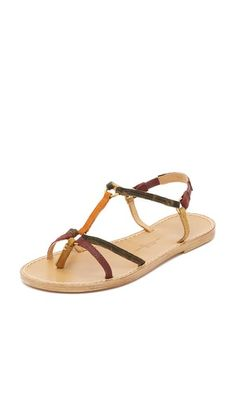 JÉRÔME DREYFUSS Brigitte Sandals. #jérômedreyfuss #shoes #sandals