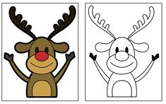 Christmas light-up cards using paper circuits. Great STEM or makerspace projects use copper tape, LED & coin cell battery. Christmas Paper, Christmas Lights, Merry Christmas, Circuit Games, Stem Steam, Circuits, White Paper, Light Up, Reindeer