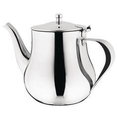 Arabische Edelstahl-Teekanne 1,4Ltr