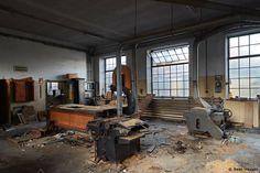 abandoned brewery near Vienna