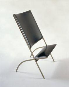 ianborthwick:  Gio Ponti. Sedi di poco sedile, prototipo della ditta Walter Ponti