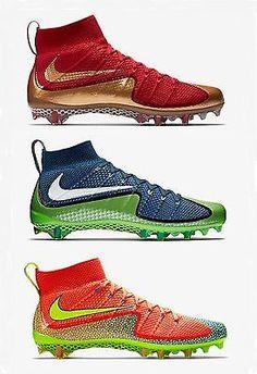 NEW Nike Vapor Untouchable Men's Football Cleats Shoes, Color, Size, # 698833 - http://sports.goshoppins.com/team-sports-equipment/new-nike-vapor-untouchable-mens-football-cleats-shoes-color-size-698833/