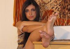 Passione Piedi: il paradiso dei feticisti del piede femminile, foto e video dei piedi più belli del mondo
