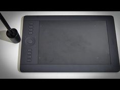 Wacom INTUOS PRO Medium (Drawing Tablet Review) Art Tablet, Tablet Computer, Drawing Tablet Reviews, Choice Clothes, Wacom Intuos, Landline Phone, Adobe Illustrator, Macbook, Art Drawings