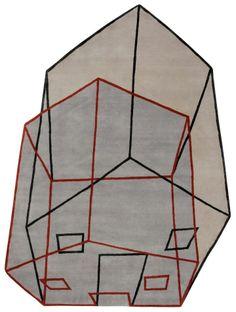 Ciado, La casa dentro la casa: il tappeto di Roberto Paoli per il marchio I+I