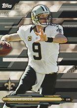 2014 Topps Fantasy Strategies #FFS-DB Drew Brees, New Orleans Saints