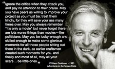 William Goldman's prayer for the common scriptwriter. Published in 'Adventures in the Screentrade', 1983 Writing Quotes, Always Remember, You Must, Improve Yourself, Prayers, Inspirational Quotes, Film, Life Coach Quotes, Movie