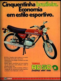 images are available on our web pages. Motos Yamaha, Old Motorcycles, Yamaha Motorcycles, Funny Motorcycle, Motorcycle Logo, Motorcycle Posters, Motorcycle Design, Vintage Ads, Vintage Advertisements