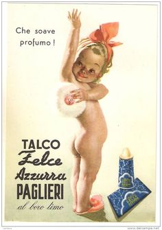 "Gino Boccasile's ""baby ads"" - Italian Ways Pub Vintage, Vintage Italy, Vintage Labels, Vintage Signs, Vintage Images, Vintage Advertising Posters, Vintage Advertisements, Arte Pop, Old Ads"