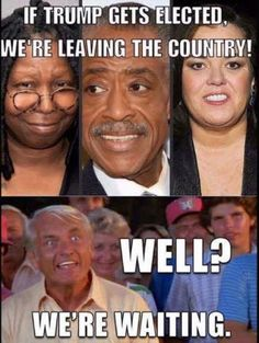 Are the damn Liberal Traitors ever going to go to Cuba or wherever ?