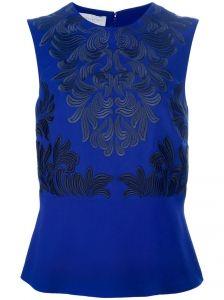 STELLA MCCARTNEY 'Ricamo' vest top