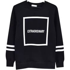 Amazon.com: Sweaters 3D Print EXTRAOROINARY Solid Hip Hop Hoodies... ($34) ❤ liked on Polyvore featuring tops, hoodies, sweatshirts, patterned sweatshirts, print hoodie, pattern tops, print hoodies and print top