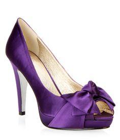 Chaussures de soirée automne violettes Fashion femme V8yEC8QcoX