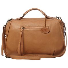 Buy White Stuff Beatrice Handbag, Tan Online at johnlewis.com
