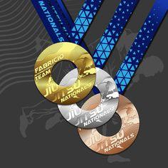 Jiu Jitsu, Trophy Design, Marathon, Awards, Sports, Hanging Medals, Hs Sports, Marathons, Sport