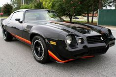 American Muscle Cars… 1979 Chevrolet Camaro Z28