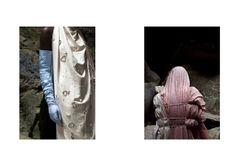 SPOR/SPRING 2016- Vilde Rolfsen                                          Clothing: Ragna Hatland Photography: Vilde rolfsen Models: Adama Janlo, Kine Berntsen