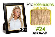 #24 Light Blonde Pro Cute