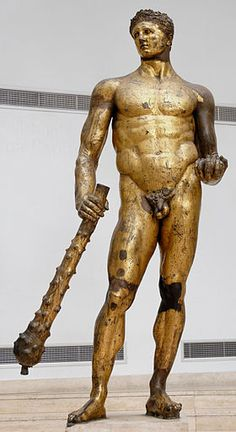 Hercules of the Forum Boarium - Wikipedia, the free encyclopedia