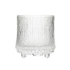 Ultima Thule on-the-rocks glass by Iittala. Design by Tapio Wirkkala.
