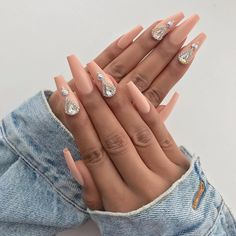 Best Decorated Nail Patterns for Debutants nail patterns health, nail patterns for summer nail patterns easy, nail patterns for short nails, nail patterns with tape Coffin Nails, Acrylic Nails, Acrylics, Nailart, Wedding Nails Design, Nail Patterns, Cute Nail Designs, Creative Nails, Perfect Nails
