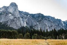 Yosemite National Park definitely exemplifies why we love traveling! #roadesque From Roadesque.