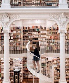 Now that's a bookstore