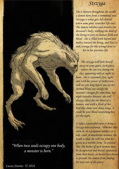 """""""When two souls occupy one body, a monster is born"""". Les Runes, Myths & Monsters, Legends And Myths, Norse Mythology, Roman Mythology, Greek Mythology, Urban Legends, Mythological Creatures, Paranormal"""