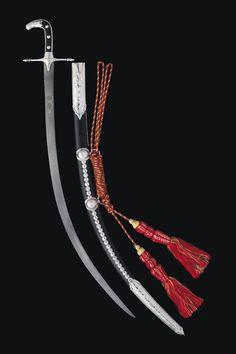 A SAFAVID SWORD (SHAMSHIR) BLADE SIGNED 'ASADULLAH, IRAN, 17TH OR EARLY 18TH CENTURY