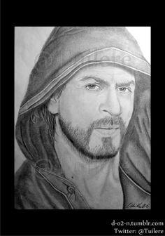 shahrukh khan coloring pages | 285 Best SRK fan art images in 2016 | Fan art, Fanart ...