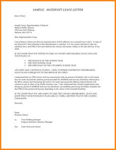 Government official letter sample httpexampleresumecv 9 maternity leave application format for teachers cv for teaching maternity leave letter template for teachers spiritdancerdesigns Choice Image