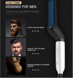 Lifestyle Archives - Tech Life Media Beard Straightening, Styling Comb, Hair Quality, Hair Styler, Hair Gel, Beard Care, Different Hairstyles, Smooth Hair, Hair And Beard Styles