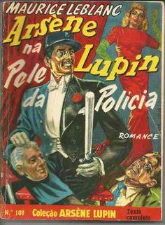 arsène lupin na pele da polícia maurice leblanc vecchi ótimo