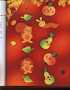 Risultati immagini per herbst paper craft Cheap Fall Crafts For Kids, Easy Fall Crafts, Art For Kids, Diy And Crafts, Fall Diy, Autumn Art, Autumn Trees, Autumn Leaves, Fall Paper Crafts