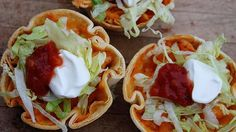 Change up taco night with these easy and delicious taco cups!