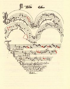 Valentine's Day Musical Cards. Dead Reckonings  MathematicsThemed Valentines Day Card