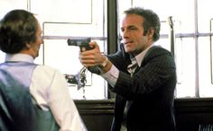 John Santucci and James Caan in Thief