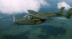 May 20, 1967     The first O-2 aircraft, twin-engine Cessna successor to the O-1 Bird dog forward air controller aircraft arrives in-country at Nha Trang.
