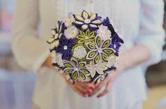 Purple Haze | www.vaslove.com  Bridal Bouquet by V AS LOVE Bouquet Designer