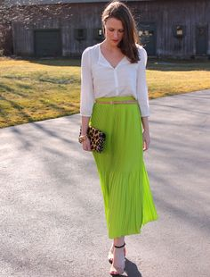 Spring Green| Penny Pincher Fashion