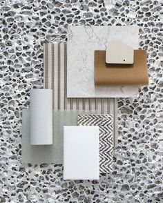 "848 Likes, 11 Comments - Studio David Thulstrup (@studiodavidthulstrup) on Instagram: ""Material Mood Of The Week ~ Aluminium & Natural Stone  #nimbusbykvadrat #aluson #aluminium…"""