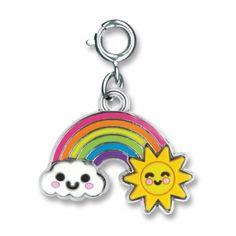 Charmit Happy Rainbow Charm - $5.00
