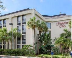 Hampton Inn Ft. Lauderdale-Cypress Creek Hotel, FL - Exterior
