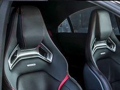 Mercedes CLA 45 AMG Recaro Racing Seats.
