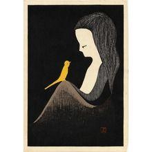 Kawano Kaoru: Yellow Canary - Ohmi Gallery